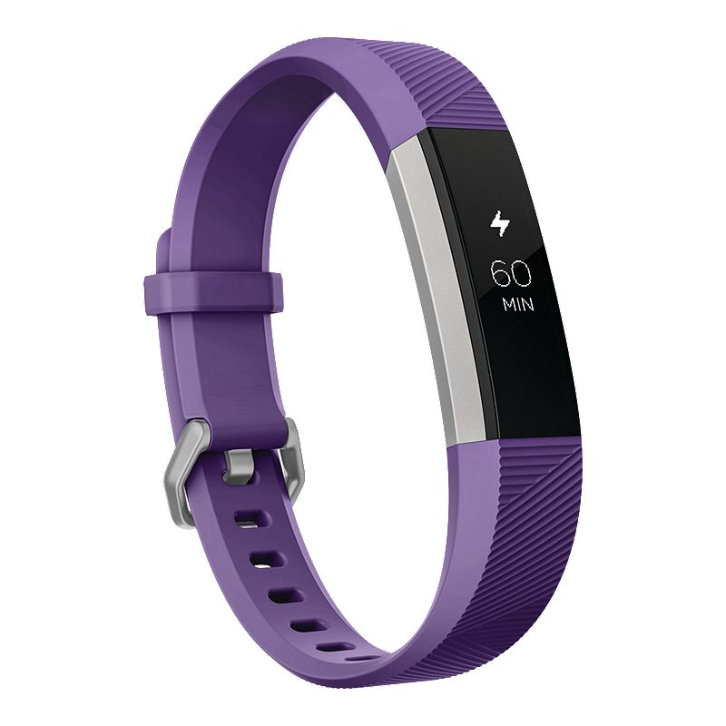 Fitbit Ace - Power Purple/Stainless Steel