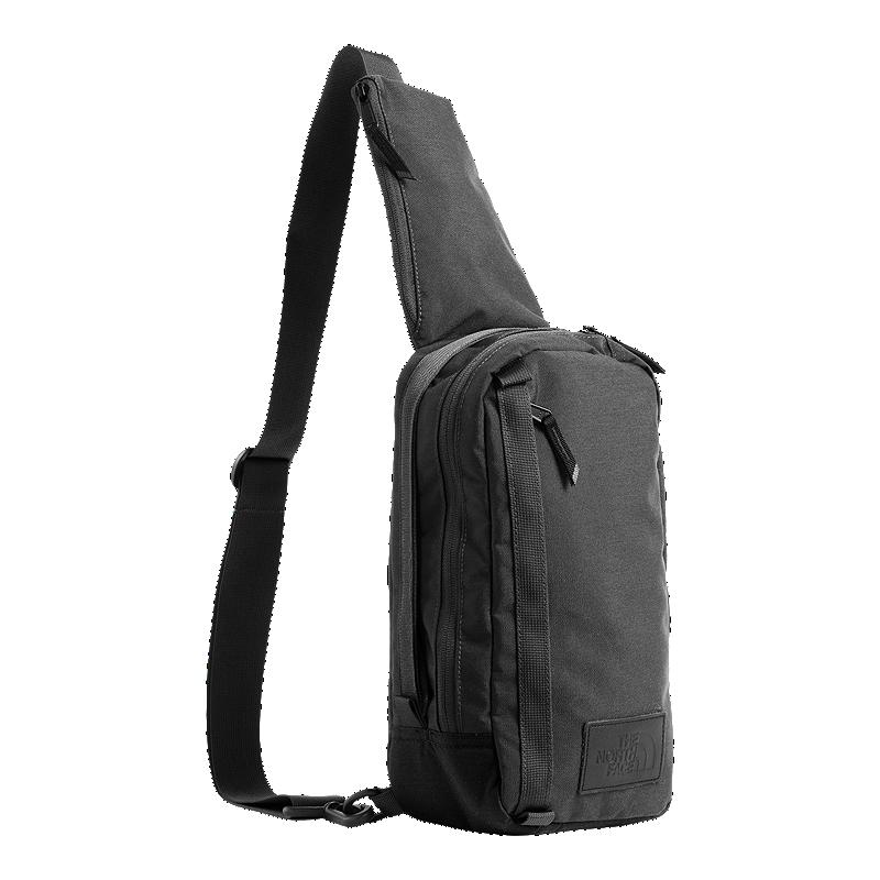 1757446be The North Face Cross Body 7 L Field Bag - Asphalt Grey/TNF Black ...