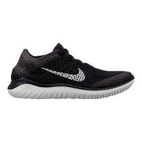 075f3d70a27e Nike Women s Free RN Flyknit Running Shoes - Metallic Clash