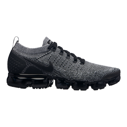 e69573682eaaf Nike Men s Air Vapormax Flyknit 2 Running Shoes - White Black ...