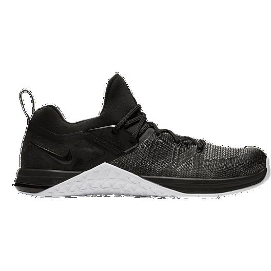 on sale 501b6 56b8d Nike Men s Metcon Flyknit 3 Training Shoes - Black White   Sport Chek
