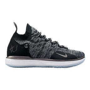 76e03f6745e0 Nike Kids  KD 11 Grade School Basketball Shoes - Black