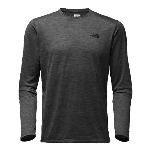 c31ebabde The North Face Men's Hyper Layer Light FD Long Sleeve Top - Grey