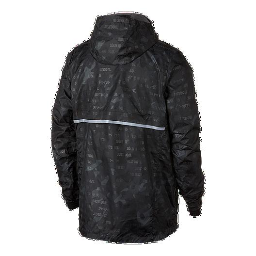 86729ed7b2069 Nike Men's Shield Ghost Flash Camo Jacket   Sport Chek