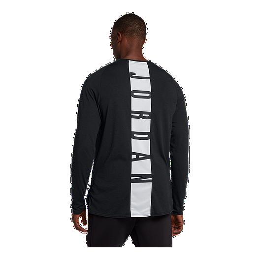 5c09e73514 Jordan Men's 23 Alpha Dry Long Sleeve Shirt   Sport Chek