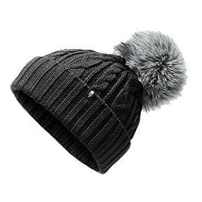 The North Face Women s Oh-Mega Fur Pom Beanie b48cc640a8
