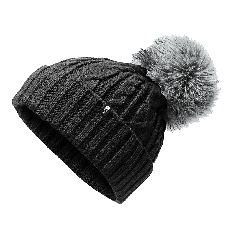 c4a8ce50bf1 The North Face Women s Oh-Mega Fur Pom Beanie