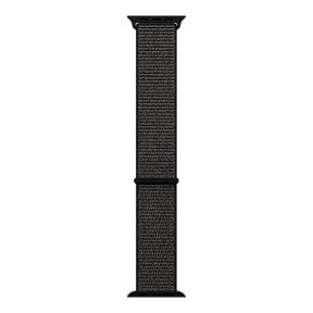 Apple Watch Band 42mm Black Sport Loop Band