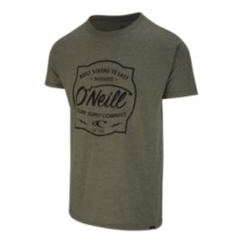 O'Neill Men's Strong T Shirt - Olive