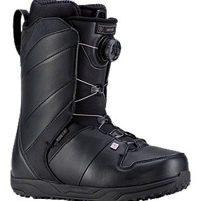Ride Anthem Boa Men's Snowboarding Boots 2018/19 - Black