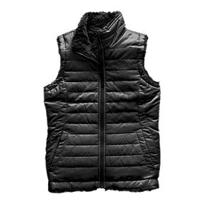 The North Face Girls  Mossbud Reversible Vest fc6e32410
