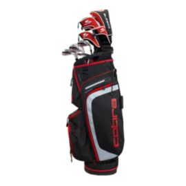 Cobra Men's XL Package Set - Red