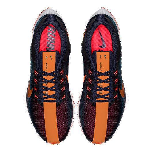 bddff131c1985 Nike Men s Air Zoom Pegasus 35 Turbo Running Shoes - Blue Orange Red. (0).  View Description