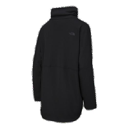 9f4b2c4f9 The North Face Women's Cozy Slacker Poncho - Black | Sport Chek