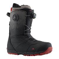 Burton Ruler Boa Men's Snowboard Boots - 2018/19 - Black Fade