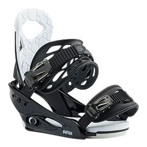 a95e4adb94c Burton Smalls Junior Snowboard Bindings 2018 19 - Black