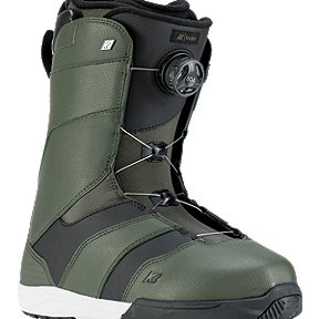 K2 Raider Boa Men's Snowboard Boots 2018/19 - Green