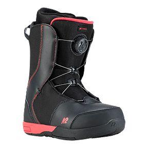 4a626c0a61b9 K2 Vandal Boa Junior Snowboarding Boots 2018/19