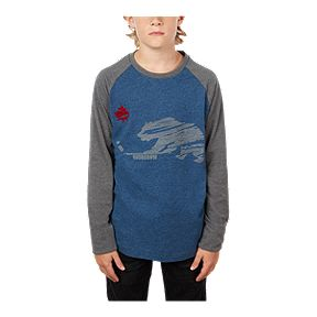 Gongshow Boys  Mark Of The Beast Long Sleeve Shirt 0f79532cf6fd8