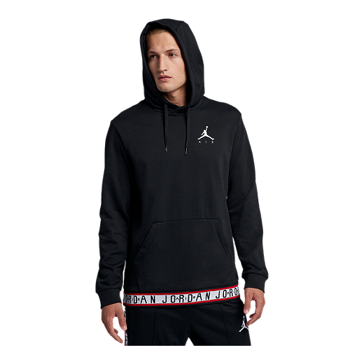 buy popular cheap price nice cheap Nike Men's Jordan Jumpman Air Pullover Hoodie