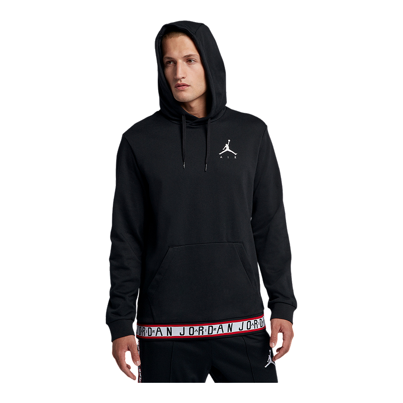 71afa16cee16 Nike Men s Jordan Jumpman Air Pullover Hoodie
