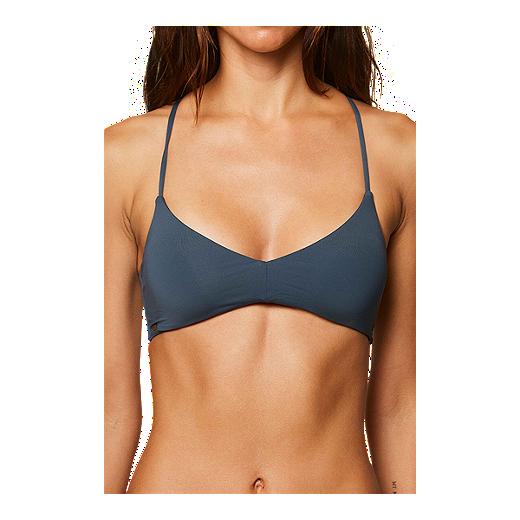 d6005f9e0bed6 O'Neill Women's Salt Water Solids Bikini Top | Sport Chek