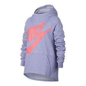 a638d91788cd Nike Sportswear Girls  PE Pullover Hoodie