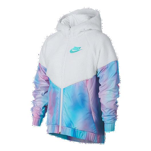 53b1d1de836 Nike Sportswear Girls  Unicorn Windrunner Jacket