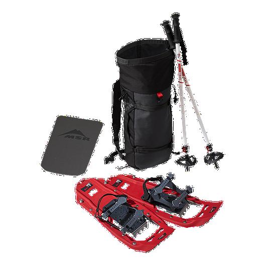 aa84fed56d MSR Men s Evo Snowshoe Kit 2018 - Red