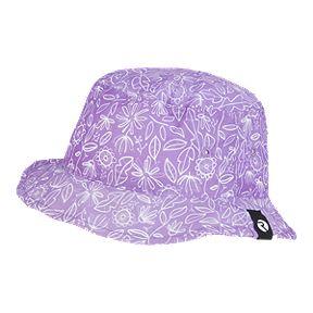 5858b51c03b Ripzone Girls  Pink Flower Bucket Hat