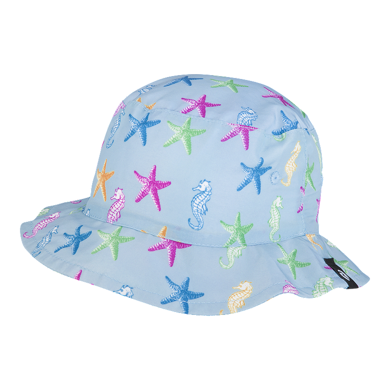 4981c3c6a Ripzone Kids' Blue Sea Bucket Hat