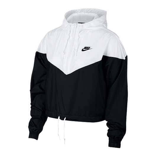 meet shop best sellers skate shoes Nike Sportswear Women's Heritage Windbreaker Jacket
