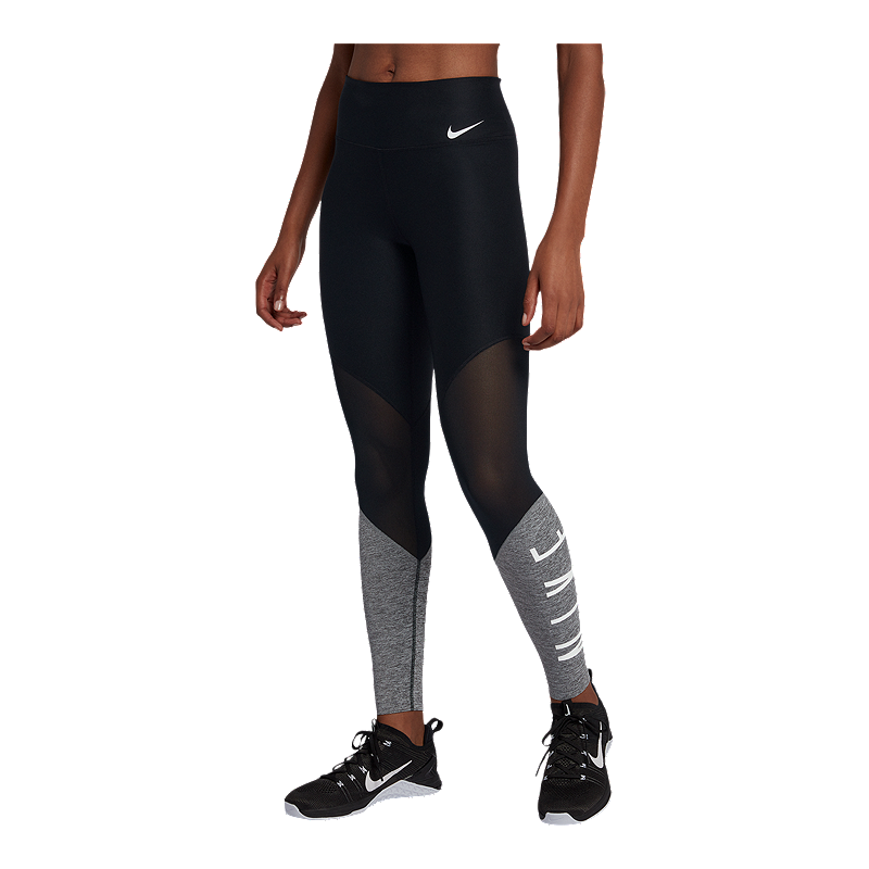 Nike Women s Power Mesh Graphic Tights  dab40158a