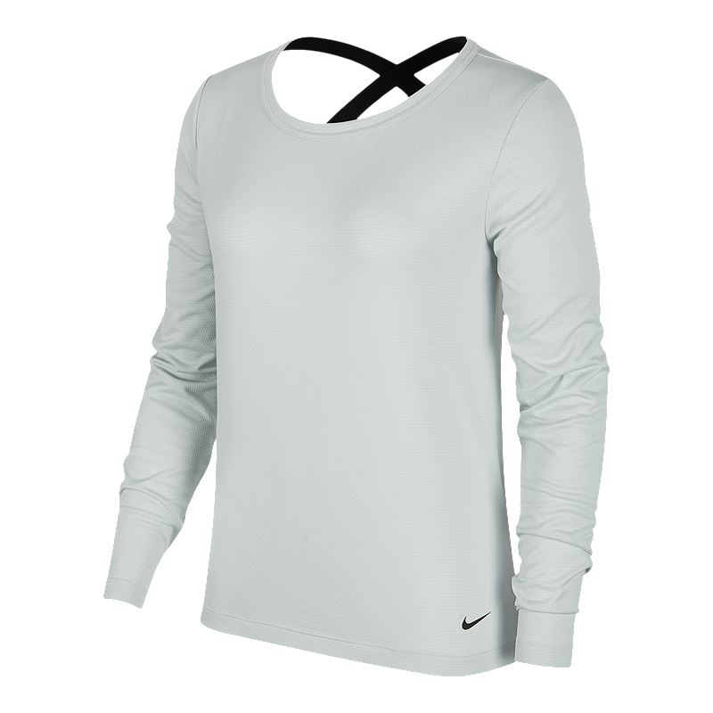 1b449e56f Nike Dry Women s Elastika Long Sleeve Shirt