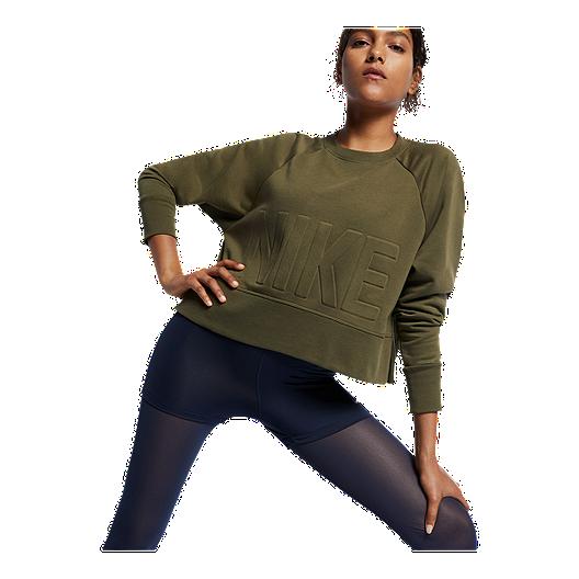 d8e017859a3 Nike Women's Versa Crew Sweatshirt | Sport Chek