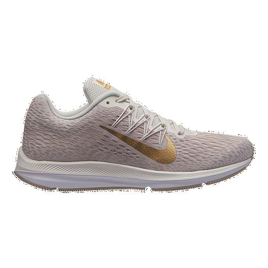893bbf91668e5 Nike Women s Zoom Winflo 5 Running Shoes - Metallic Phantom