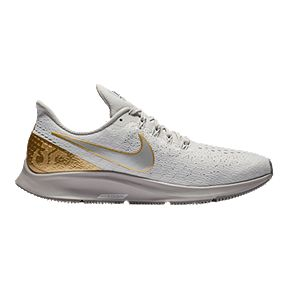 d5317d11e31fe Nike Women s Air Zoom Pegasus 35 Running Shoes - Grey Platinum