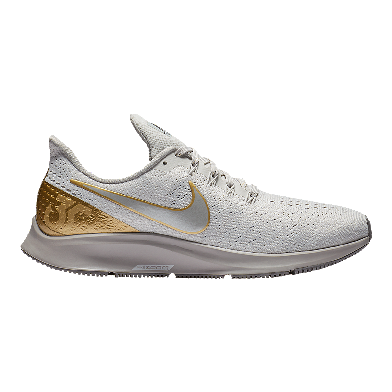 67800c1f57316 Nike Women s Air Zoom Pegasus 35 Running Shoes - Grey Platinum ...