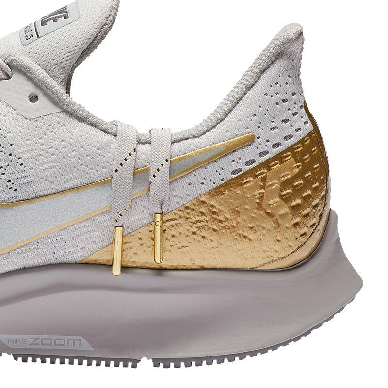 13788c9b405c Nike Women s Air Zoom Pegasus 35 Running Shoes - Grey Platinum  (191887236849) photo