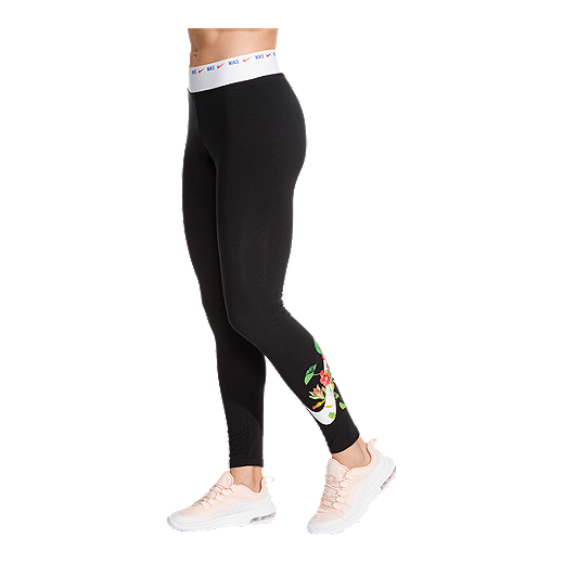 b6b0a79dd85eb Nike Sportswear Women's Hyper Femme Graphic Leggings | Sport Chek