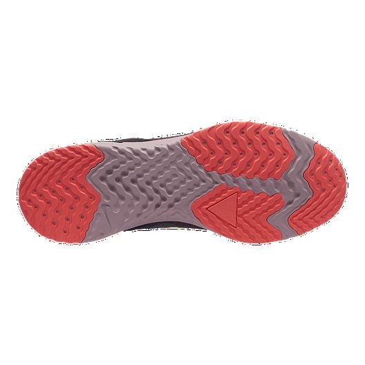 679d178c214b0 Nike Women s Odyssey React Shield Running Shoes - Grey Silver ...