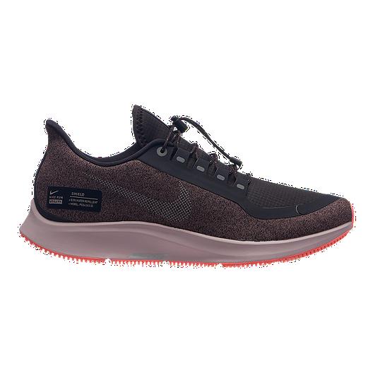 081efbf189a Nike Women s Air Zoom Pegasus 35 RN Shield Running Shoes - Grey ...