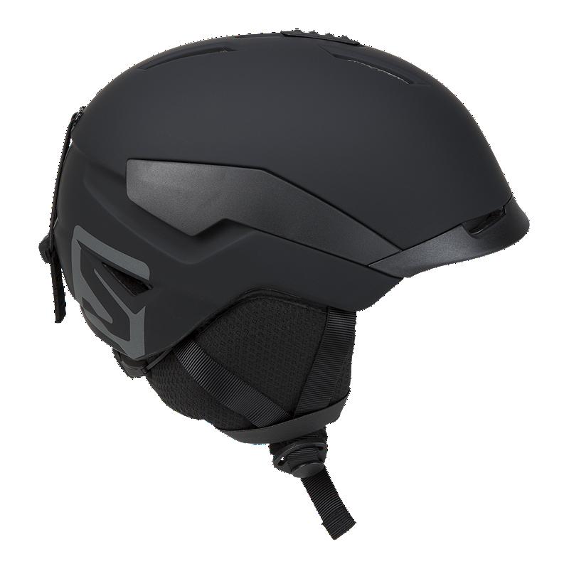 8f0a1fc5070 Salomon Quest Access Ski   Snowboard Helmet 2018 19 - Black
