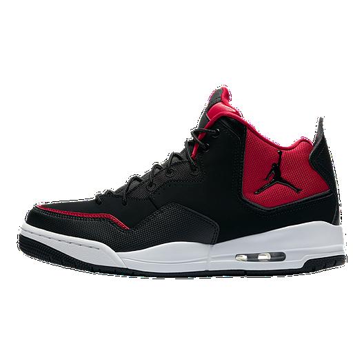 3e1ca6cb4b5 Nike Men's Jordan Courtside 23 Basketball Shoes - Black/Red/White ...