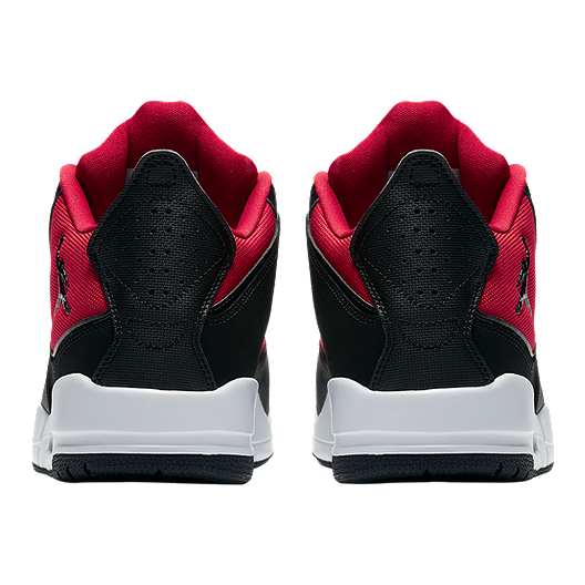 newest c8368 e394a Nike Men s Jordan Courtside 23 Basketball Shoes - Black Red White. (0).  View Description