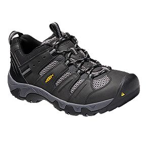 9abae44e9d7 Keen Men's Koven Low Hiking Shoes - Black/Steel Grey