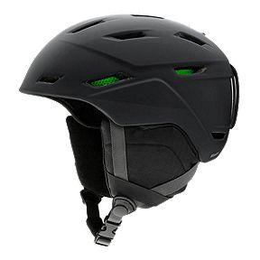 d91cc80aab2 Smith Mission Ski   Snowboard Helmet 2018 19 - Matte Black
