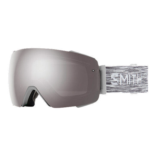 b3ffc617136c9 Smith I O Ski   Snowboard Goggles 2018 19 - Mag Cloud Grey with ...