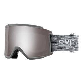 7b4835e43164d Smith Squad XL Ski   Snowboard Goggles 2018 19 - Cloud Grey with ChromaPop  Platinum