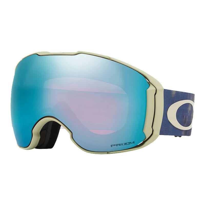 d135bfe20c26 Oakley Mark McMorris Airbrake XL Ski   Snowboard Goggles 2018 19 - Camo  with Prizm